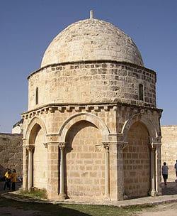 Ascension-Jerusalem